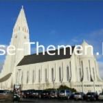 Reykjavík – historisches unter buntem Wellblech