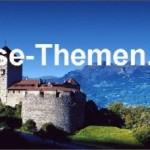 Liechtenstein -Zwergstaat mit Riesencharme