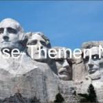 Die USA auf den Spuren der Präsidenten