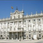 Madrid – Palast ohne König und Götter in Weiß