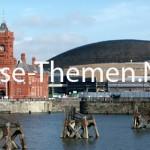 Cardiff im Wandel der Zeit