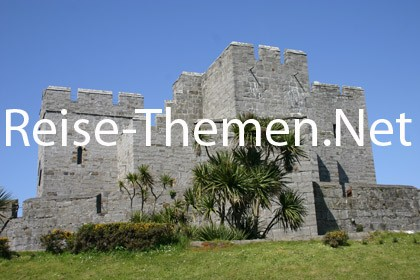 Castle Rushen Copyright Karsten-Thilo Raab