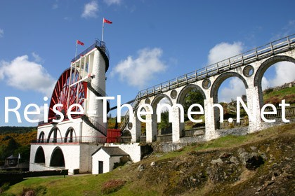 Laxey Wheel Lady Isabella Copyright Karsten-Thilo Raab