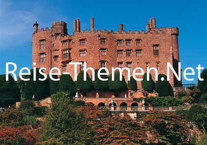 Powis Castle Castles Historic Sites