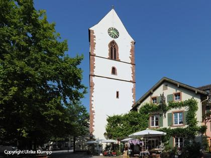 Michaelskirche, Foto Ulrike Klumpp