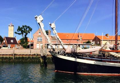 Segeln in Holland, Copyright Ulrike Katrin Peters (11)