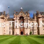 Faszination zwischen Märchenschloss und Burgruine