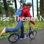 Die Schweizer Bergwelt per Trotti-Bike erfahren