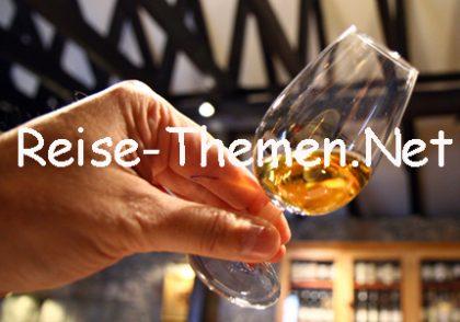 Tasting in der Royal Lochnagar Destillerie - Copyright Karsten-Thilo Raab