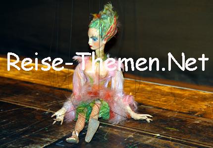 Salzburger Marionettentheater - Copyright Karsten-Thilo Raab