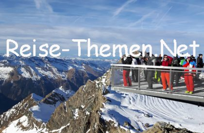 Aussichtsplattform am Kitzsteinhorn - Copyright Karsten-Thilo Raab