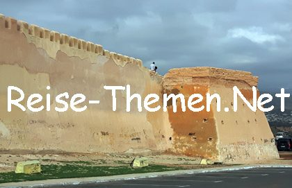 Kasbah in Agadir - Copyright Karsten-Thilo Raab
