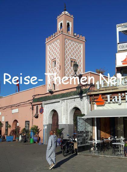 Marrakesch - Copyright Karsten-Thilo Raab