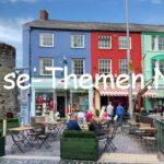 Welterbe und Strandidylle im Norden von Wales