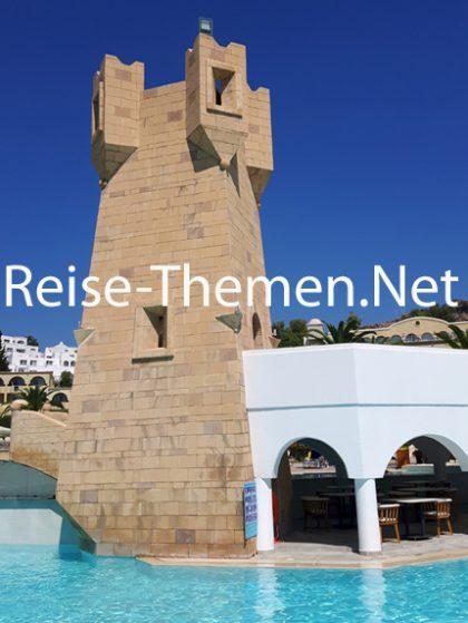 Lindos Royal Hotel in Rhodos - Copyright Karsten-Thilo Raab