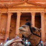 Petra -Wohnzimmer des Weltkulturerbes