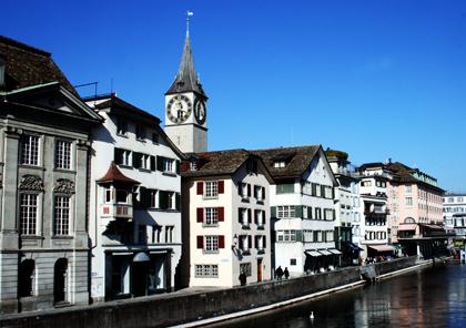 Zürich - Copyright Karsten-Thilo Raab