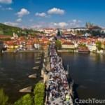 Prag – die Schöne an der Moldau