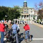 Pedalbetriebene Zeitreise: Per Rad durch Montréal