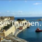 Valletta – kleine Stadt ganz groß
