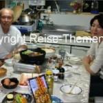 Japan-Besuch mit Familienanschluss