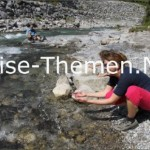 Am wilden Fluss entlang: Der Lechweg