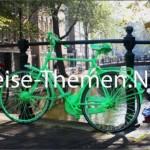 Amsterdam mit dem Rad entdecken