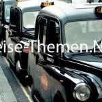 Wissenswertes über englische Taxis