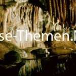 Bizarre Tropfsteinhöhlen