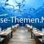 Dinner unter den Meeresspiegel