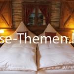 Pyjama-Spießigkeit im Hotelbett