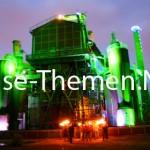 Der Landschaftspark Nord –  Duisburgs heißes Eisen