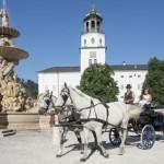Mozartstadt Salzburg in Feierlaune