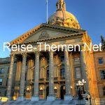 Edmonton – Bisons, Piroggen & Mega-Ei