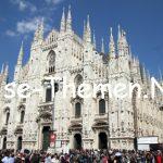 Mailand – Weichteiltango in der Kommerzkathedrale