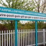 Unaussprechliche Konsonanten-Schwemme in Wales