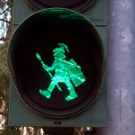 Ampel-Kunst mit Signalwirkung